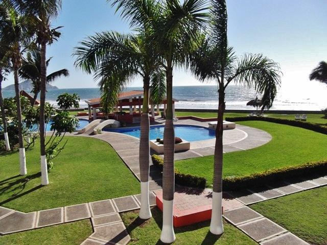 Our Backyard from the Master - ***VACATION IN LUXURY*** - Mazatlan - rentals