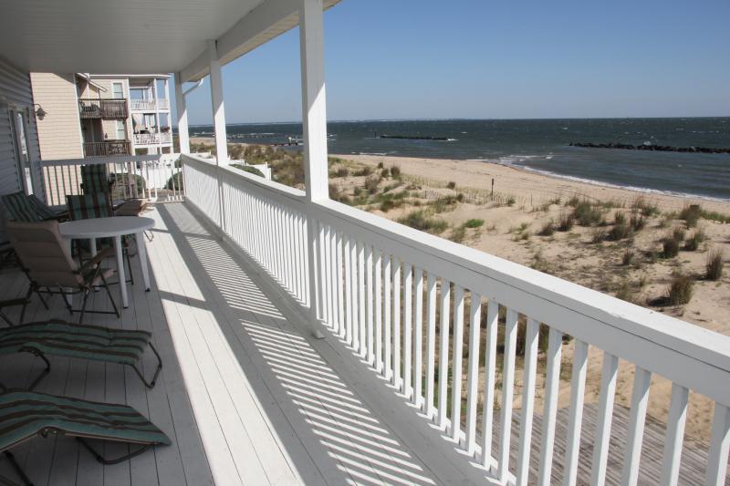 Discover Xscape Loft, a luxury beachfront getaway! - Image 1 - Norfolk - rentals