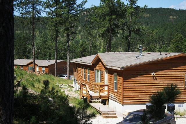 THE PONDEROSA - Image 1 - Custer - rentals