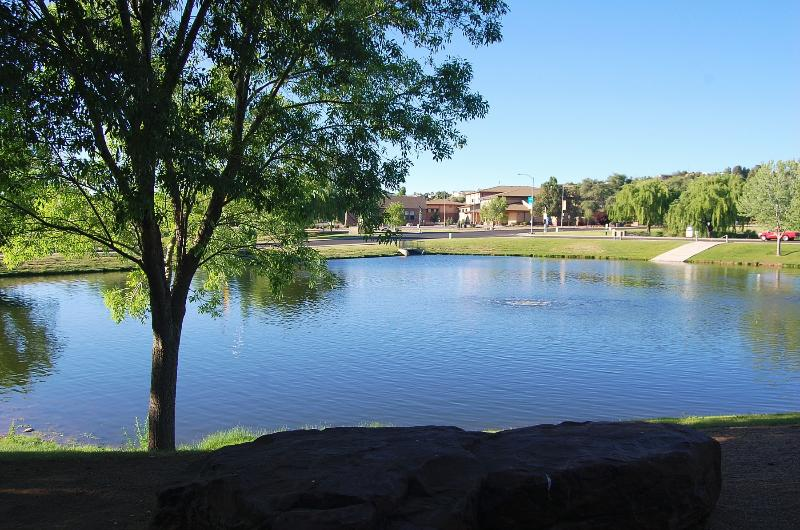 Mountain View Manor Condominium THE LAKES in Payson's Oldtown Historic District - LUXURY CONDO 1200sqft THE LAKES Green Valley Park - Payson - rentals