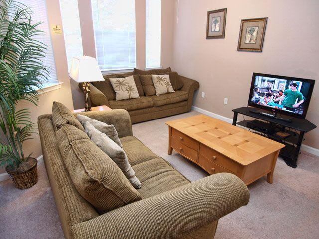 Relax in Comfort in the Living Room - Tranquil Terrace - Davenport - rentals