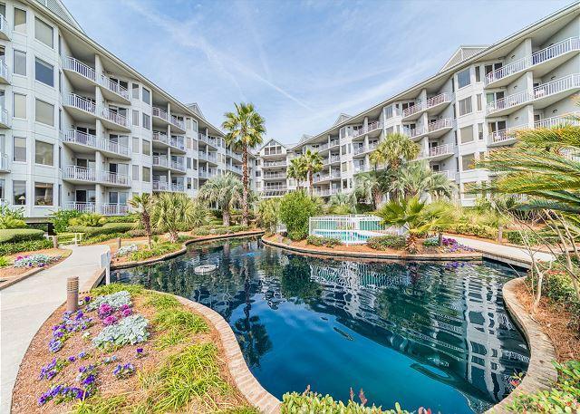 You've Arrived! - Seacrest 2115, 3 Bedrooms, 2 Pools, Kiddie Pool, Hot Tub, Sleeps 10 - Hilton Head - rentals