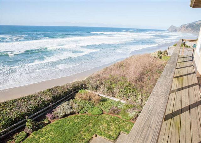Panoramic views plus luxury at Surf and Sand! - Image 1 - Lincoln City - rentals