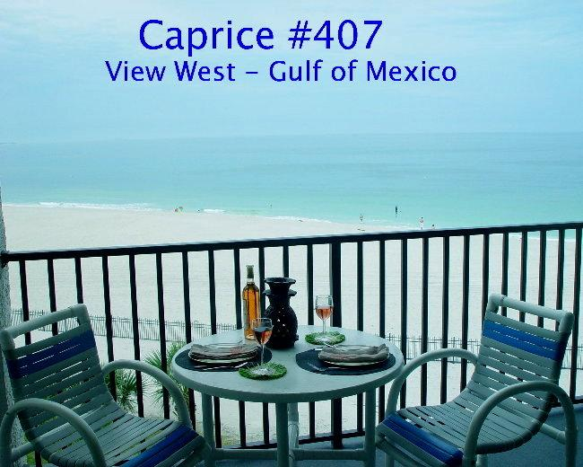 Very Private Balcony 407 View looks out to Gulf and Beach - Direct St Pete Beachfront 2 BR Condo - Saint Pete Beach - rentals