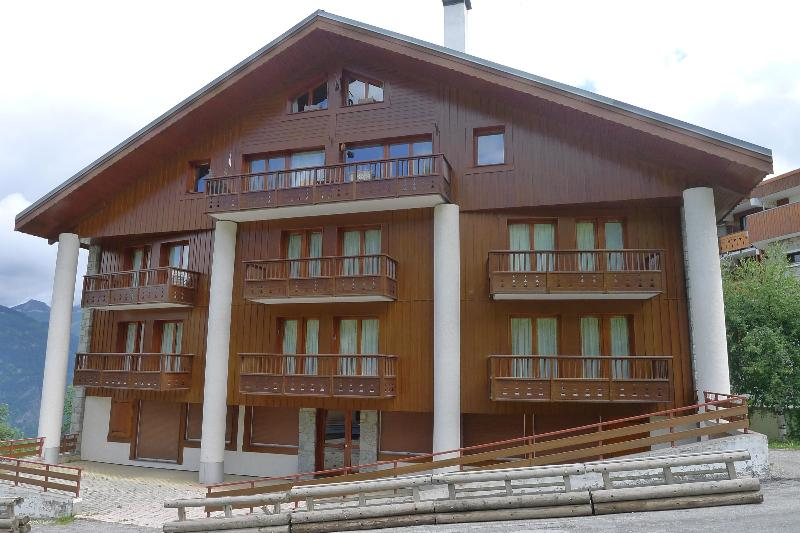 Apartment Nice Wood - Image 1 - Courchevel - rentals
