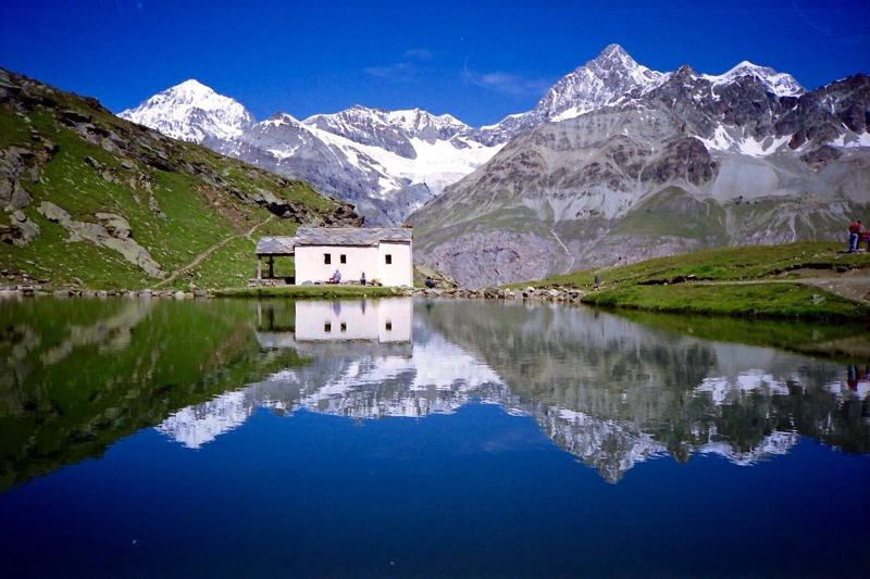 Apartment Alexis - Image 1 - Zermatt - rentals