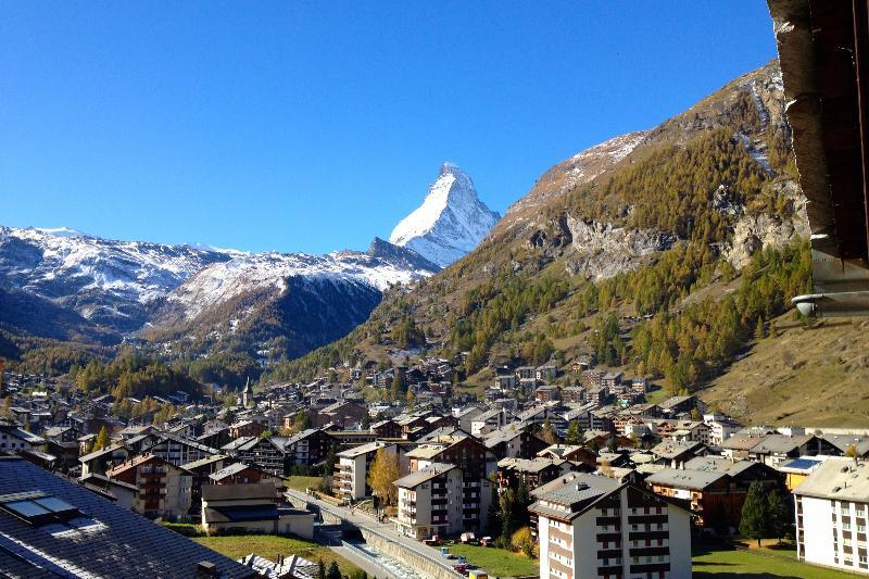 Apartment Aletta - Image 1 - Zermatt - rentals