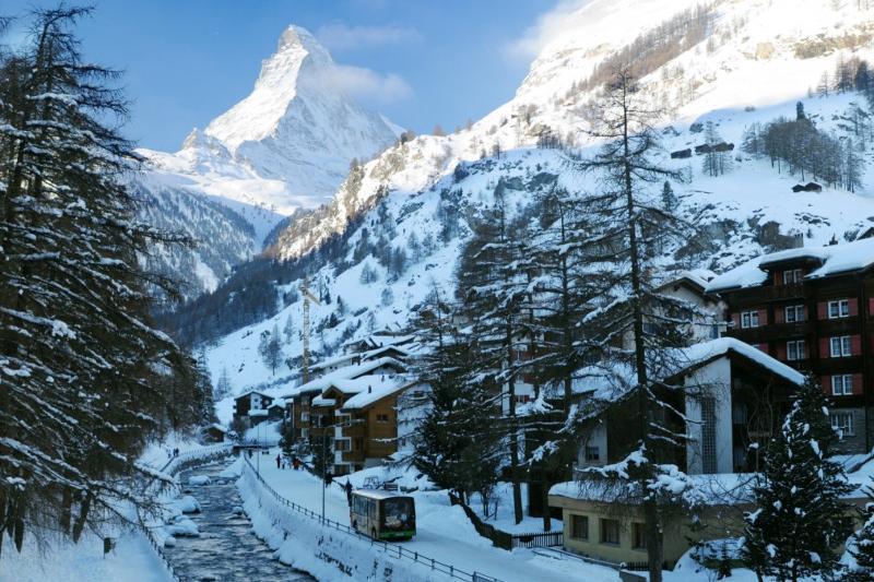 Apartment Amy - Image 1 - Zermatt - rentals