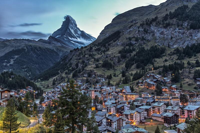 Apartment Jolie - Image 1 - Zermatt - rentals