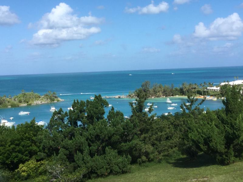 View of Area - Little Palms - Charming one bedroom - Sandys - rentals