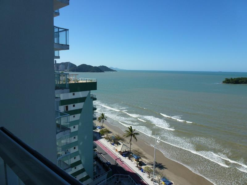 Charming seaview apartment in front of the beach - Image 1 - Balneario Camboriu - rentals