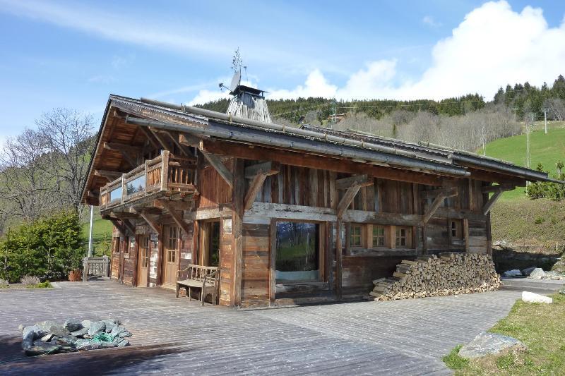 Chalet Turiblus - Image 1 - Megève - rentals