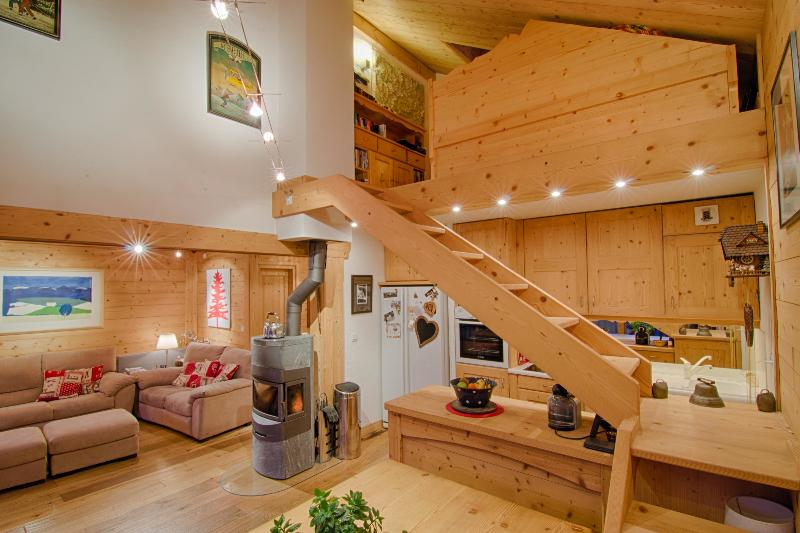Apartment Chuck - Image 1 - Meribel - rentals
