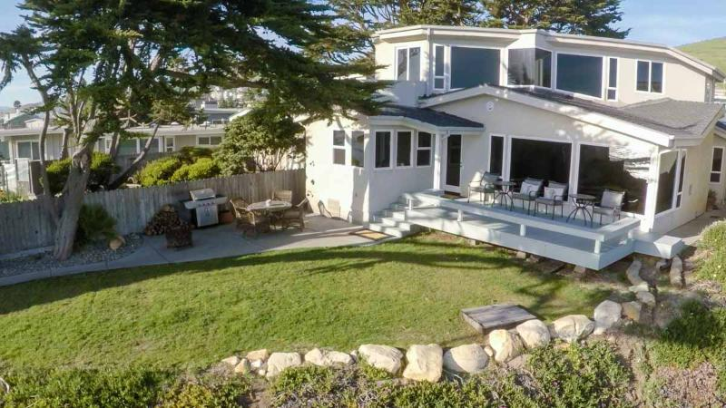 The Beach House - On Cayucos Beach - Image 1 - Cayucos - rentals
