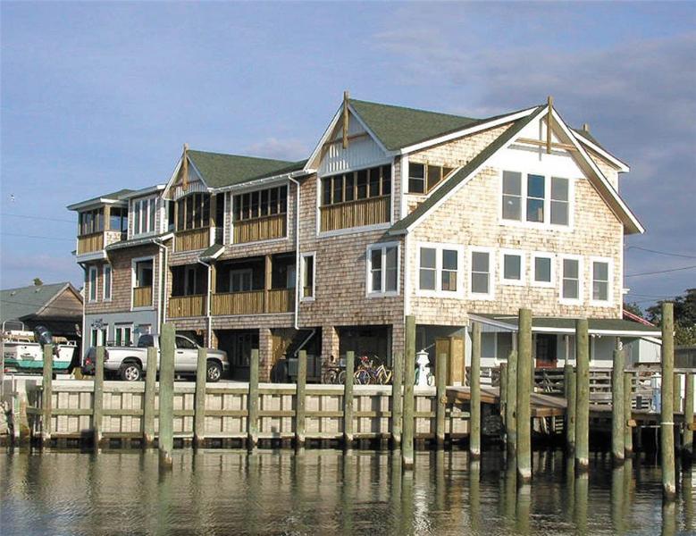 Down Creek Condo 103 - Image 1 - Ocracoke - rentals