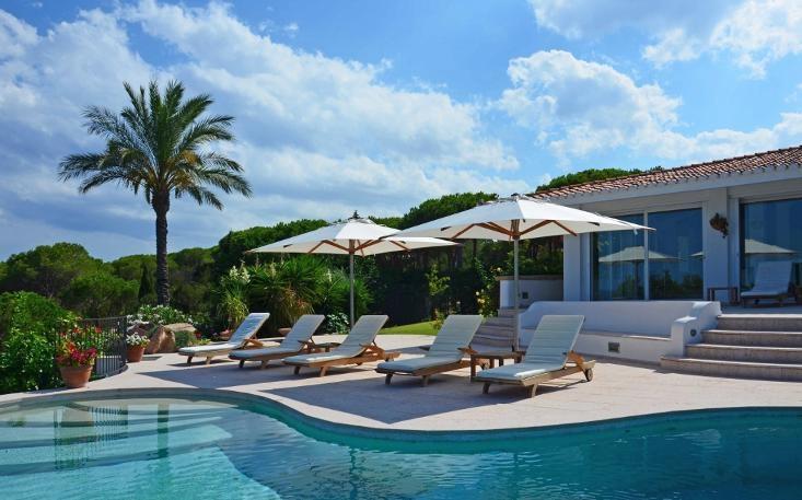 Villa il Promontorio - Image 1 - Capo Coda Cavallo - rentals