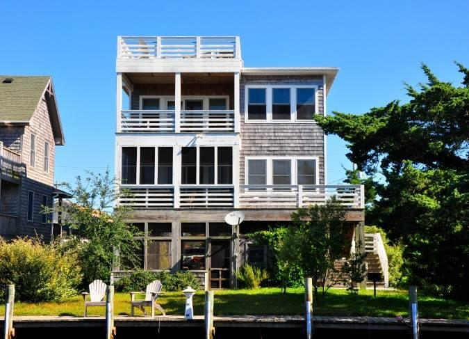 Sound Breeze - Image 1 - Ocracoke - rentals