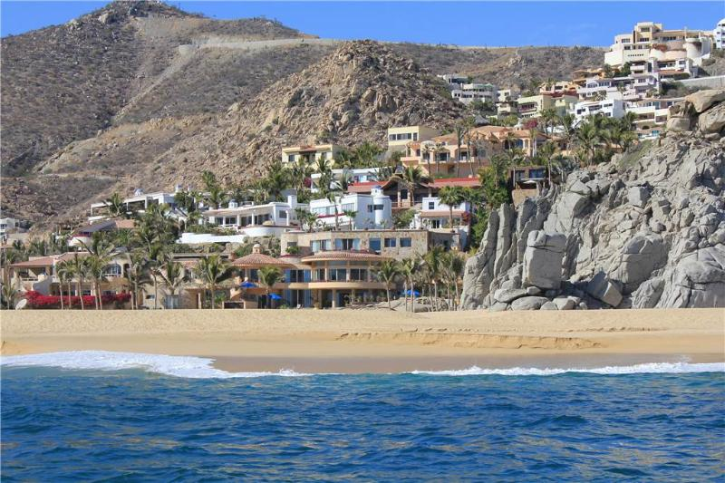Unobstructed Beachfront Views - Villa Marcella - Image 1 - Cabo San Lucas - rentals