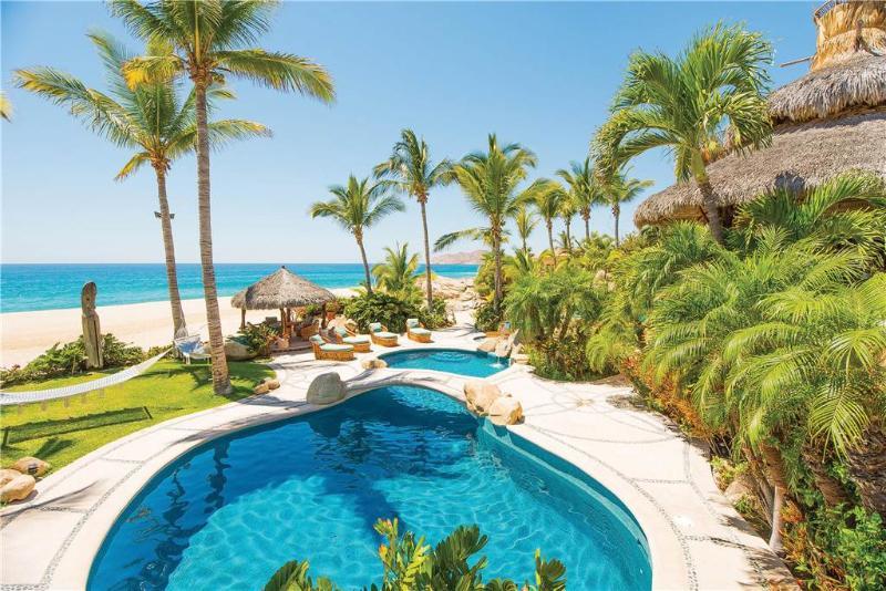Beachfront Oasis - Villa Las Rocas - Image 1 - Cabo San Lucas - rentals