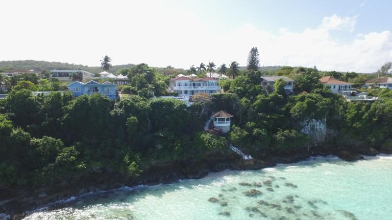 Private Direct Ocean/Beach Access - Quadrille Villa, Silver Sands, Jamaica - Silver Sands - rentals
