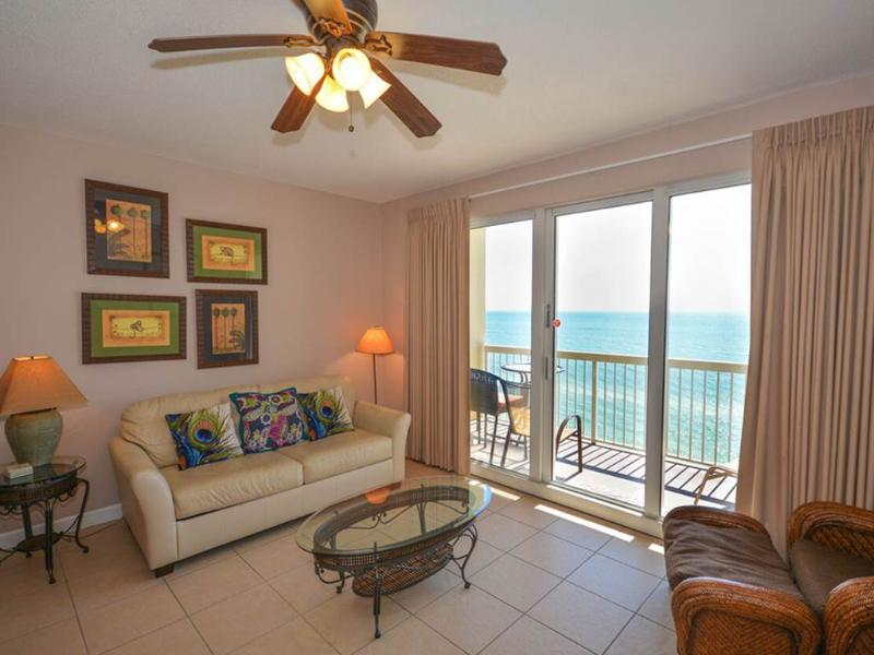 Seychelles Beach Resort 0908 - Image 1 - Panama City Beach - rentals