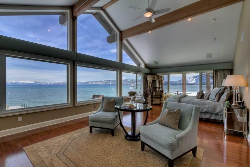 Private Luxury Lakefront Home, with Boat Dock, Buoy, Private Beach (JB02) - Image 1 - South Lake Tahoe - rentals