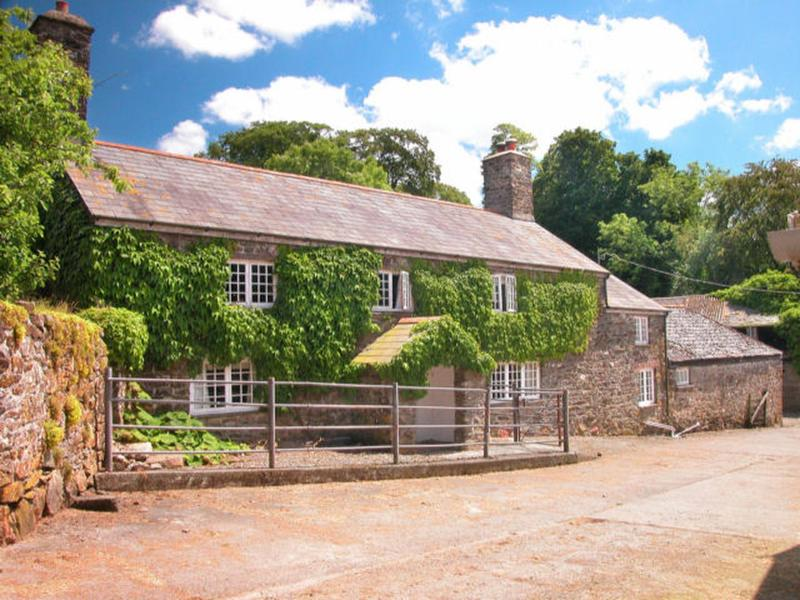 The Farmhouse - Image 1 - Brentor - rentals