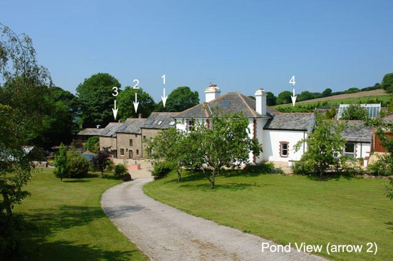 Pond View - Image 1 - Bovey Tracey - rentals
