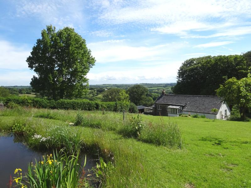The Coach House - Image 1 - Chagford - rentals
