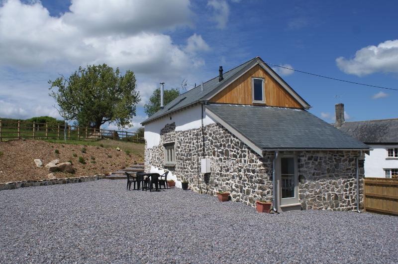 Bowbeer Barn - Image 1 - Drewsteignton - rentals