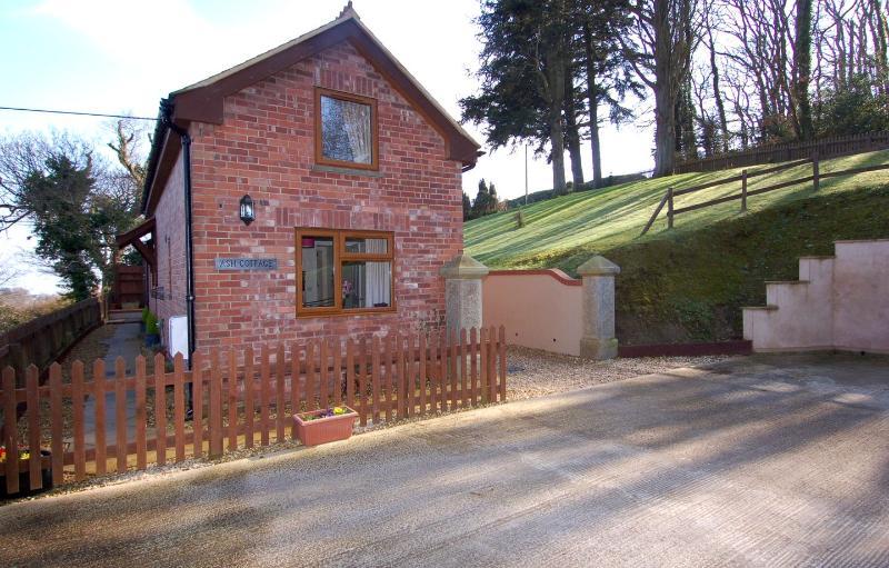Ash Cottage - Image 1 - Longdown - rentals