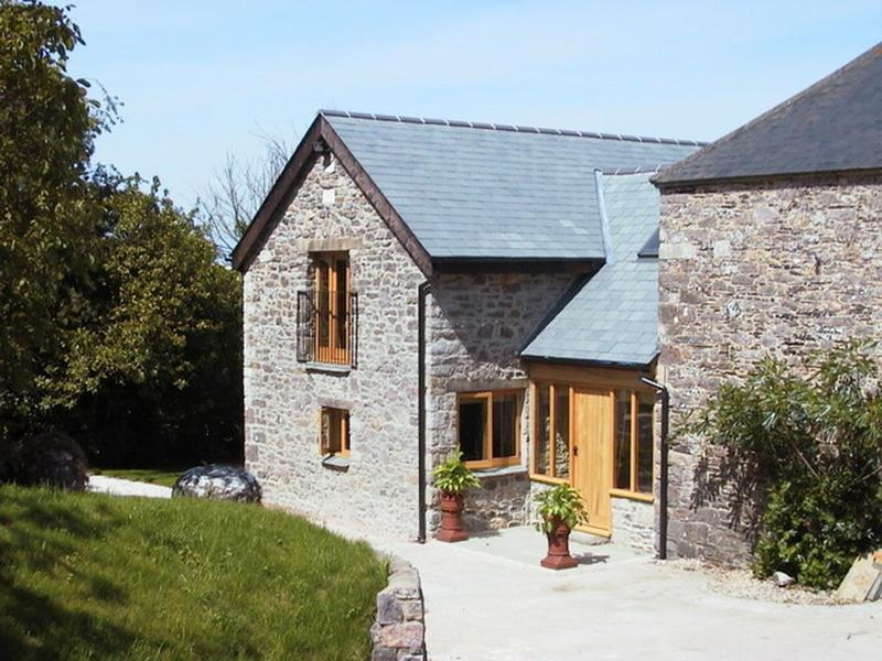 Ringslade Barn - Image 1 - Newton Abbot - rentals