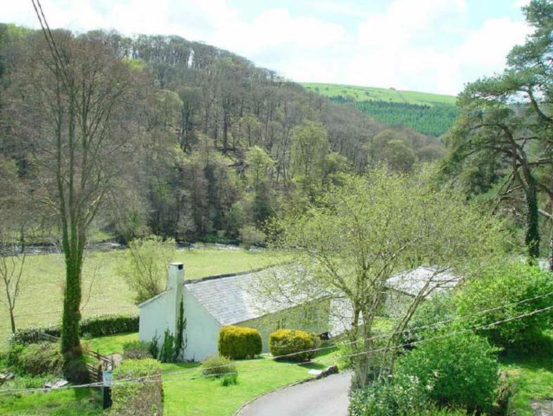 Barn Cottage - Image 1 - Tarr Steps - rentals