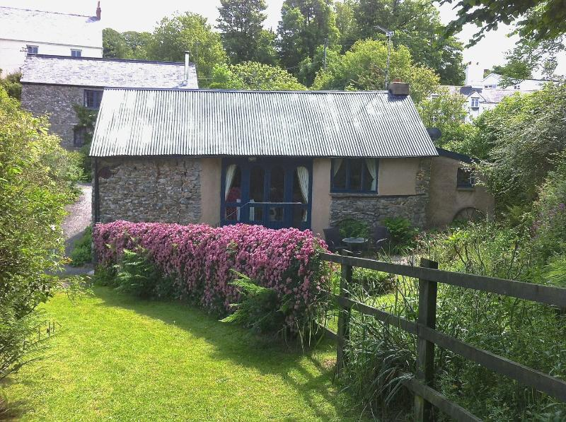 The Bothy - Image 1 - Parracombe - rentals