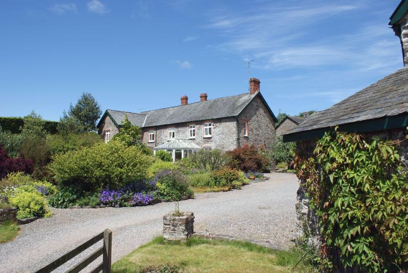 The Manor House - Image 1 - South Molton - rentals