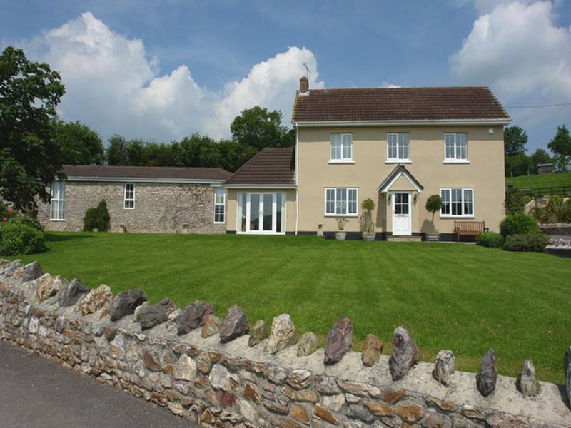 Lower Wadden Farmhouse and Annexe - Image 1 - Colyton - rentals
