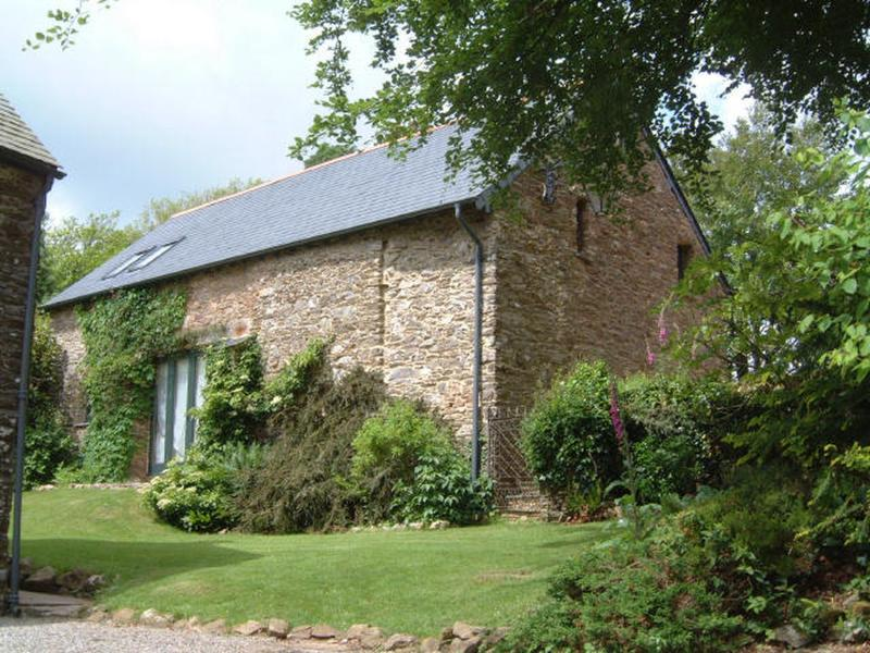 Preston House Barn - Image 1 - Moreleigh - rentals
