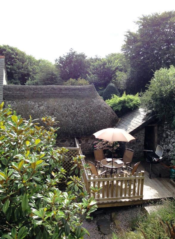 Preston House Cottage - Image 1 - Moreleigh - rentals