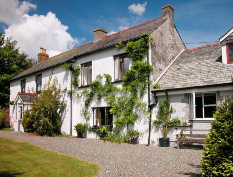 Merryfield Farmhouse - Image 1 - Liskeard - rentals