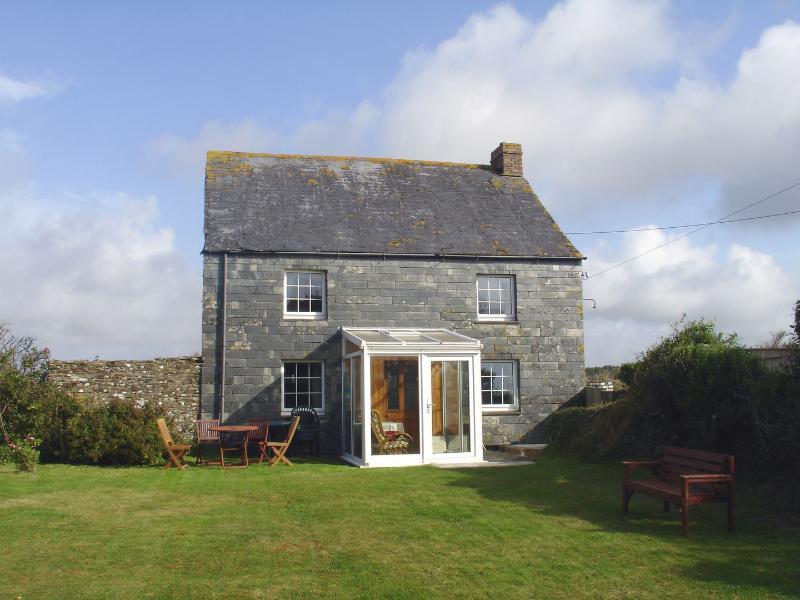 Higher Lanherne Farm - Image 1 - Newquay - rentals