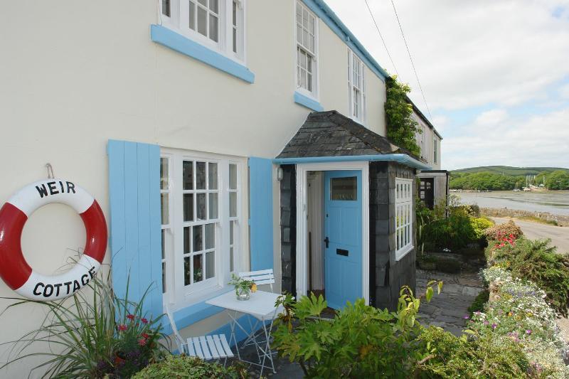 Weir Cottage - Image 1 - Kingsand - rentals