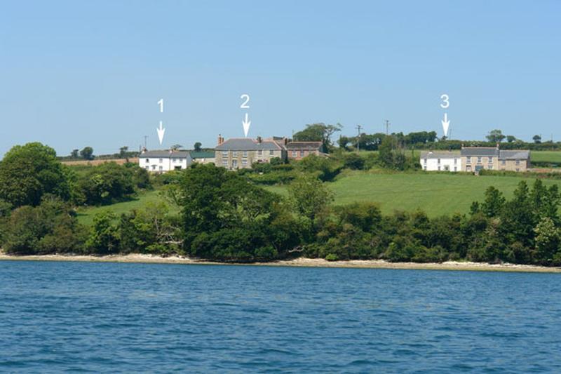 White Cottage - Image 1 - Port Navas - rentals