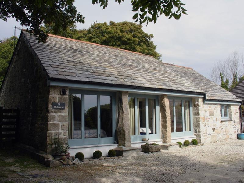 Hideaway Barn - Image 1 - Charlestown - rentals