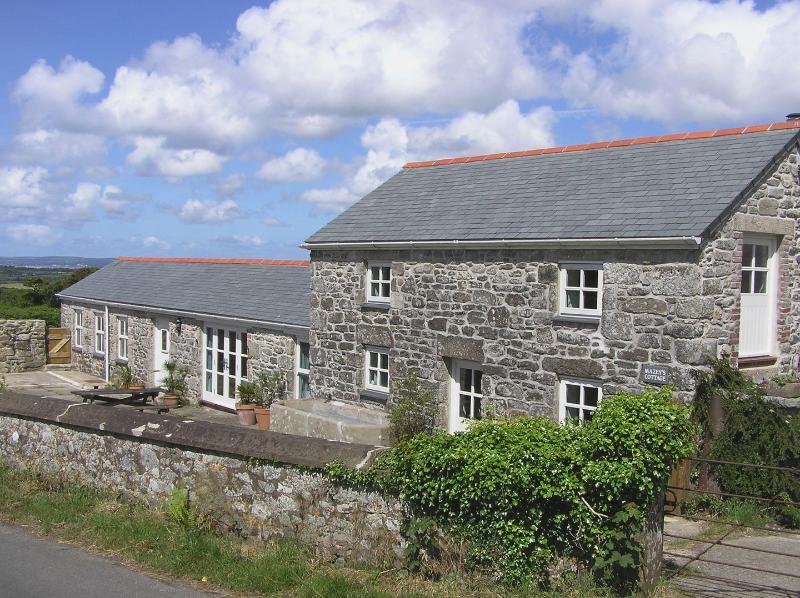 Mazeys Cottage - Image 1 - Tresowes - rentals