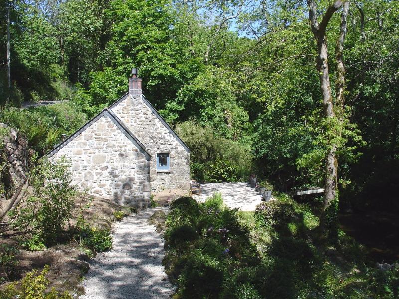 The Birch Studio - Image 1 - Lamorna - rentals