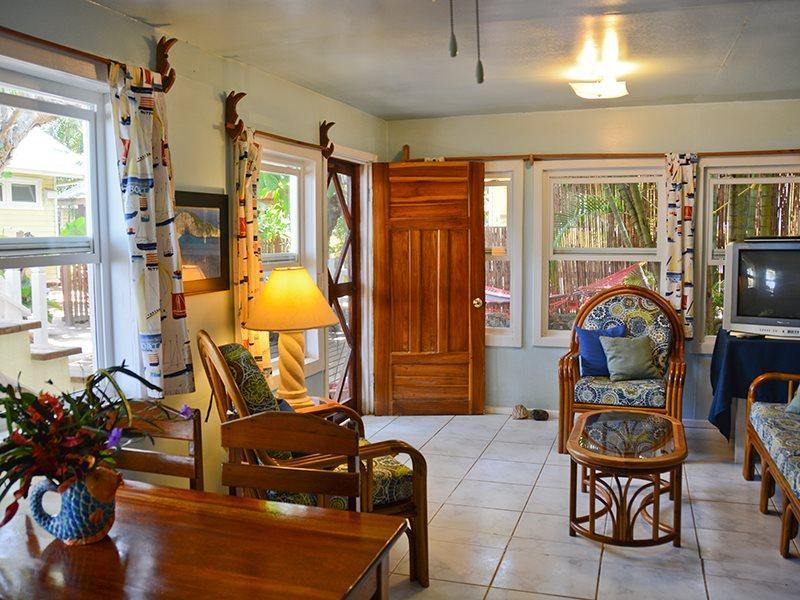 St. Mac`s Garden Apartment - Image 1 - West Bay - rentals