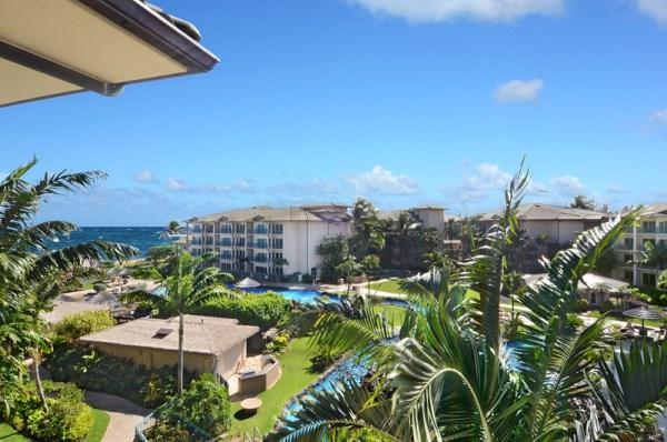 C404 Ocean and Pool View - Waipouli Beach Resort C404 - Kapaa - rentals