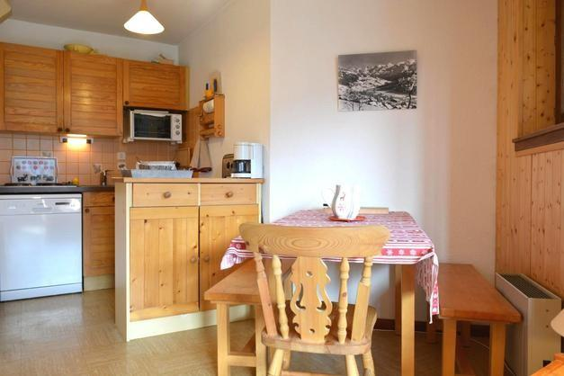 MILLEPERTUIS B 2 rooms + sleeping corner 4 persons - Image 1 - Le Grand-Bornand - rentals
