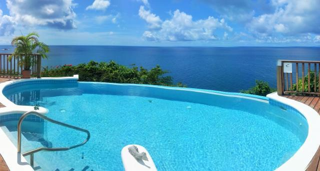 Lemon Tree - Ideal for Couples and Families, Beautiful Pool and Beach - Image 1 - Cap Estate, Gros Islet - rentals