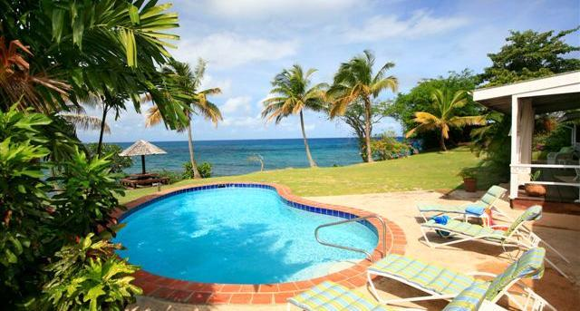 Sea Pearl - Ideal for Couples and Families, Beautiful Pool and Beach - Image 1 - Cap Estate, Gros Islet - rentals